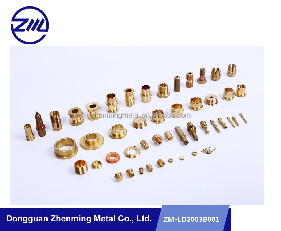 Kinds of brass/copper/bronze sleeve bushing , cnc machining spare part for washing machine