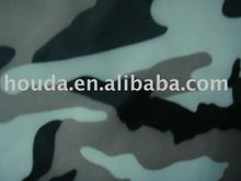 190Tpolyester camouflage PVC fabric for raincoat