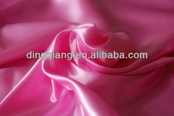 Printed fabric polyester fabric in changxing dingqiang textile co - 100 Polyester Satin Fabric Sateen Razo Raso Poliester