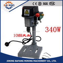 Small beads processing machinery,mini bench drill