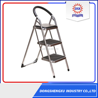 Manufacture Price Aluminum Step Ladder