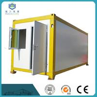 china modular container side house with high quality