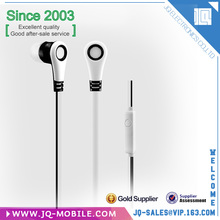 Low price china mobile phone 3.5mm In Ear promotion earphone