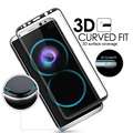 2017 New Hot Sale Mobile Phone Tempered Glass Curved Tempered Glass Screen For Samsung Galaxy s8