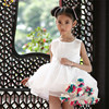 cheap price flower dress vintage children clothing new child wear turkish children clothing wholesale price