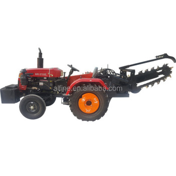 Factory supply tractor 3 point hitch mini trencher
