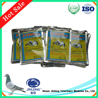 Finished Racing Pigeon Antibiotic Medicine 5 Plus Combo Powder