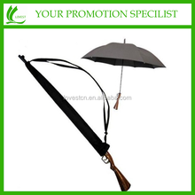 Advertising Gun Shape Umbrella