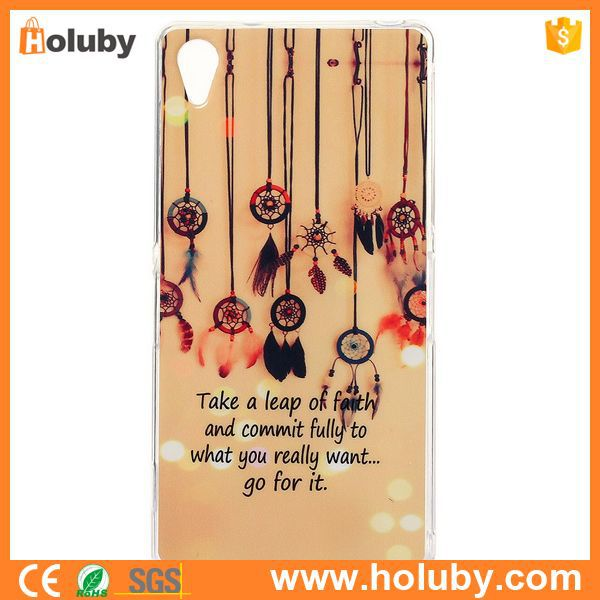 Soft TPU Back Case for Sony Xperia Z2 L50W D6502 D6503, Back Cover Case for Sony Xperia Z2 L50W D6502 D6503