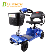 4 wheel outdoor folding electric mobility scooter