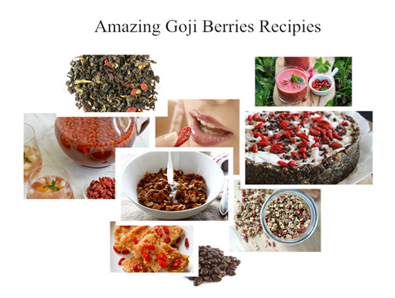 Manufacturer wholesale healthy goji