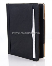 Original Black & Tan Leather Smart Case for iPad Air 2