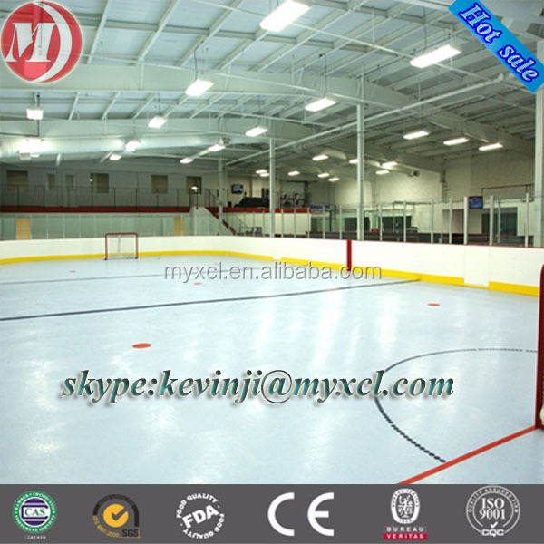 high strength hard strength uhmwpe simulated plastic ice rink,hdpe board sheet synthetic ice skate floor