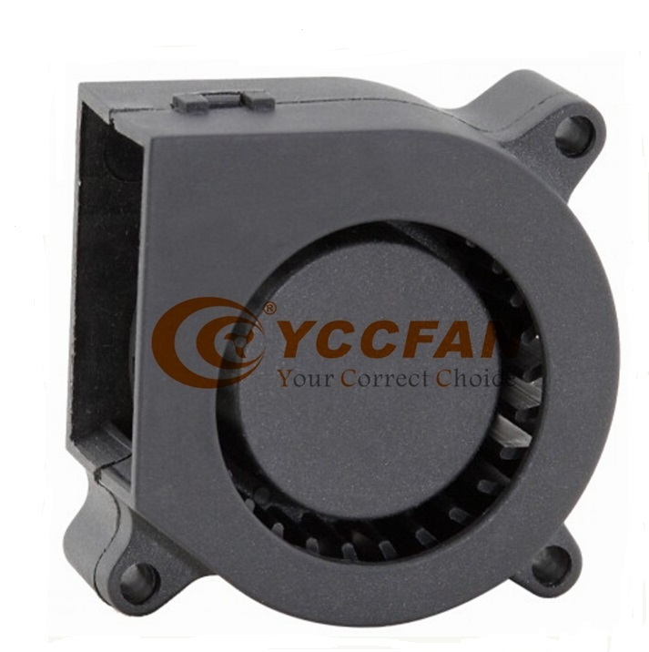 40mm 4020 high pressure 12v dc brushless micro centrifugal fans blower