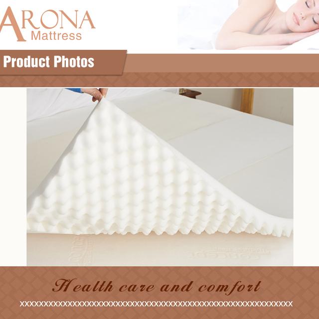 High Quality cooling gel mattress memory foam mattress topper wholesale price