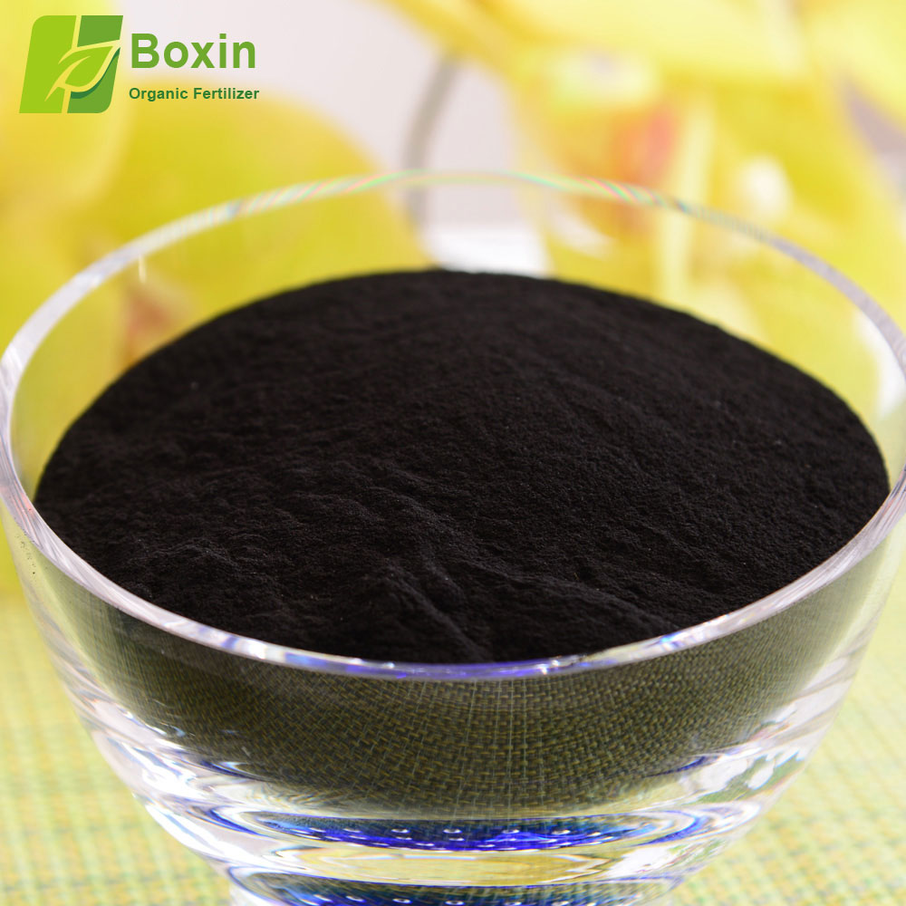 Factory supply high quality natural organic fertilizer humic acid fertilizer suppliers