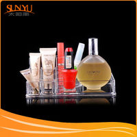 With SGS Certification Custom Stylish Acrylic Cosmetic Display