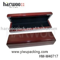 glossy painting wooden jewelry box