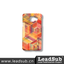 3D Sublimation Custom Design Wholesale Cell Phone Case For Samsung