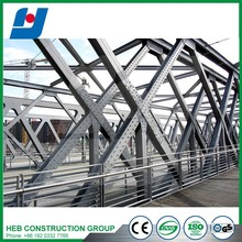 prefab Low Price Experienced Steel Structure For Light steel building Made In China