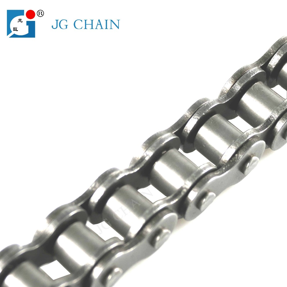 10B steel b series short pitch transmission part precision industrial roller chain manufacturers