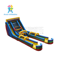 Vertical Rush Slip N Slide ultimate inflatable obstacle course water slide