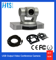 PTZ Pan Tilt Zoom Video Conference Camera With 20X USB 3.0 Conferencing Equipment