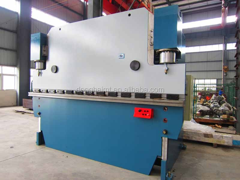 ADH Brand WC67Y digital display hydraulic plate press brake bending machine