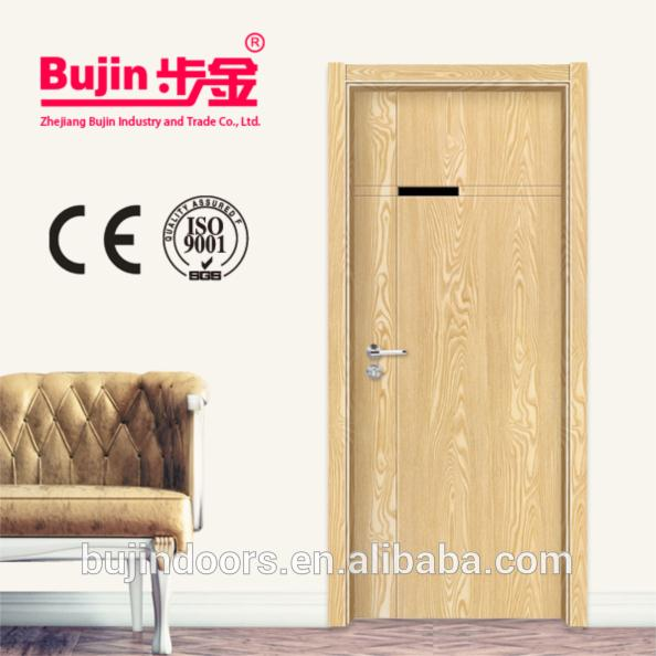 Alibaba China exterior wooden double panel doors design carved door