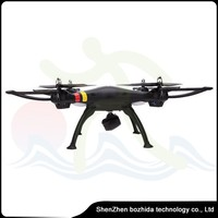 2015 New Products X8C2.4G middle Drone RC Quadcopter with Camera,RC Toys