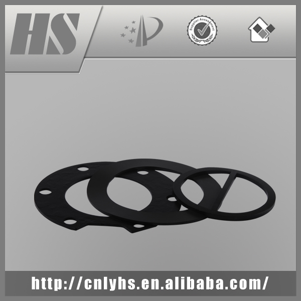 Fluoroelastomer Sealing rubber Washer round gaskets