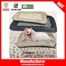 Washable orthopedic warming fine pet products and dog bed