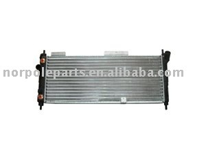 Aluminium Radiator for OPEL Corsa B