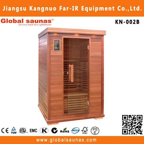 far infrared sauna room warming body paint with waterproof lcd tv