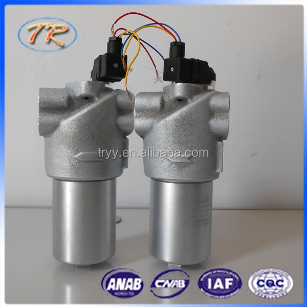 China oil filter manufacture high pressure PHA series bypass oil filter