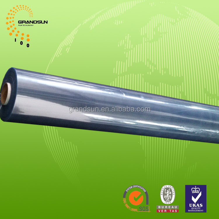 high quality PVC warping film For goods packaging