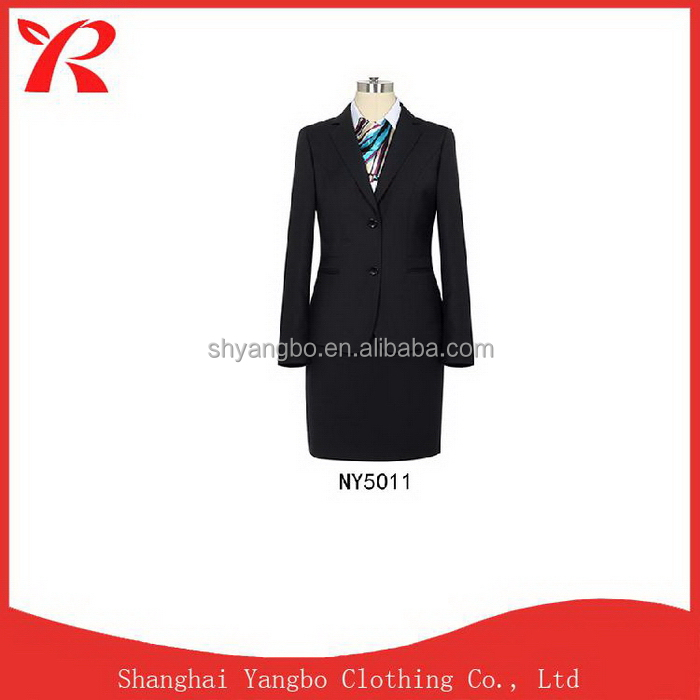 Customized Wholesale Cheap Supreme Quality modern women business suit
