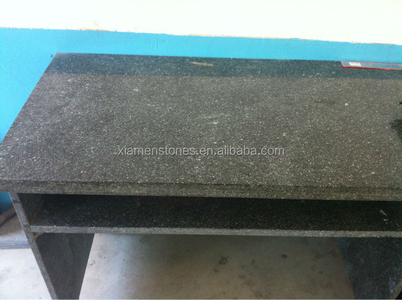 China Green Granite Countertop for kitchen (own quarry)