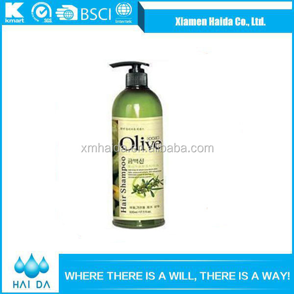Organic Aromatic hair thickening shampoo