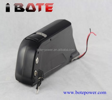 Great 48v 1000w lithium battery 48v 12ah bottle electronic bicycle battery with BMS Board and Charger