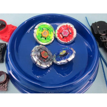 mini plastic super spinning original beyblades top toys