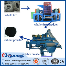 Factory Supplier waste rubber tyre recycling for wholesales