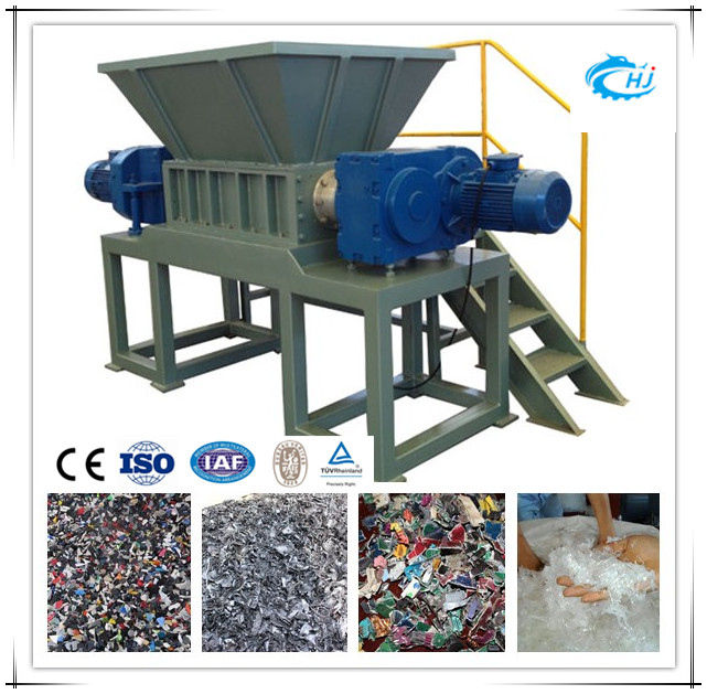 HJ Good Quality Plastic Shredding/PP Woven Bag Shredder and Recycling Machine