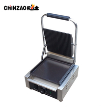Professional Factory Manufacturer Electric Sandwich Panini Grill Machine
