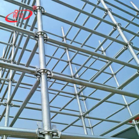 High stability construction safety indoor scaffolding