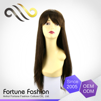 Wholesale alibaba best quality discount online long lady human hair lace wig for salon store