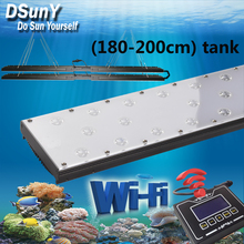 "Smart controller android wifi controller Free Daisy-chain wifi led aquarium lighting 72"" / 72inch"