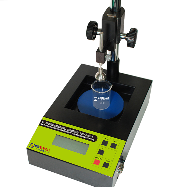 KBD -300BH Relative Density and Concentration Tester viscosity meter viscosity testing equipment