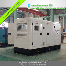 Factory supply electric generator set diesel 110 kva with cummins engine 6BT5.9-G1
