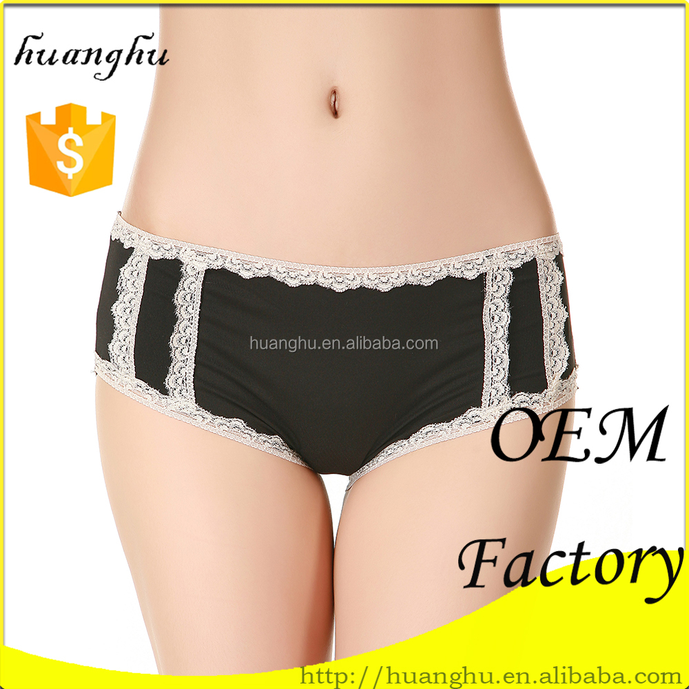 2015 Qmilch micro women under satin panties,underwear wholesale